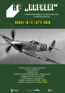 """Zapraszamy na """"Rafałki"""" w Borkach 10-11 luty 2018 r."""